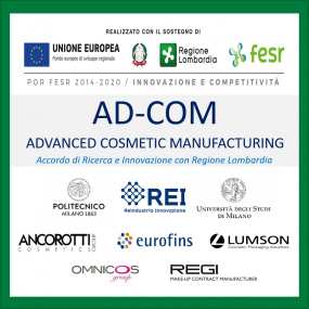 ADVANCED COSMETIC MANUFACTURING - Rei - Reindustria Innovazione